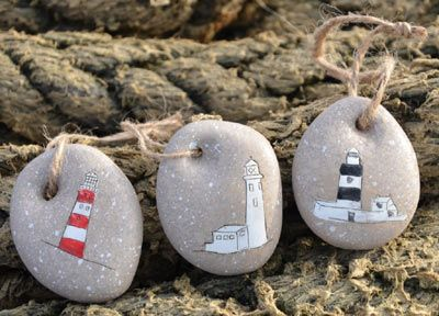 pebble art from Dorset and Wessex Gifts