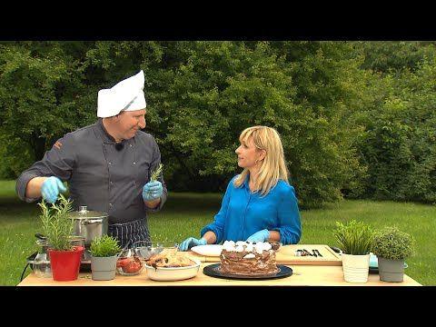 Raczka Gotuje Kaczka Faszerowana Kapusta I Grzybami I Tort Szwrcwaldzki Youtube Food Prepping Southern Prep
