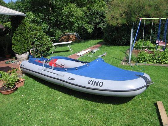 Wilking, Schlauchboot, Motorboot, Dingi, Beiboot, Segelboot