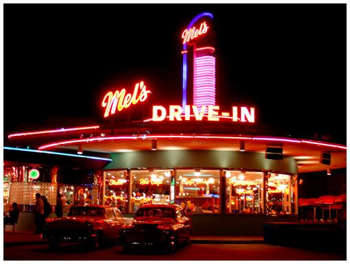Mels Drive In Restaurant: