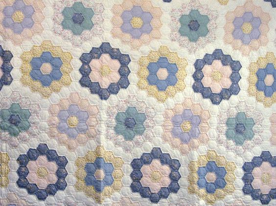 Grandma's Garden Quilt | Flickr - Photo Sharing!