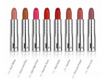 we have 8 NEW lipsticks!! 5 opaque (full coverage) and 3 sheer.. you have to see them to believe them!!