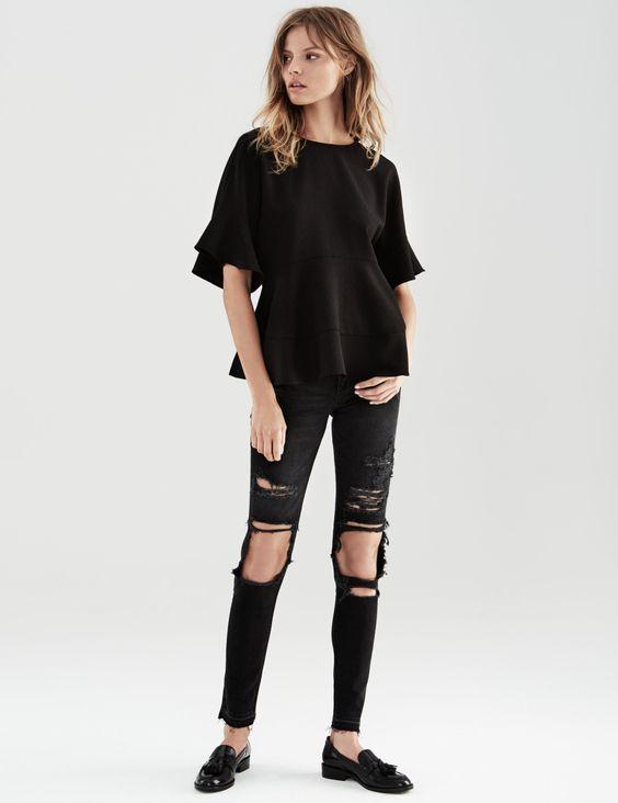bronzelle:  fashion blog