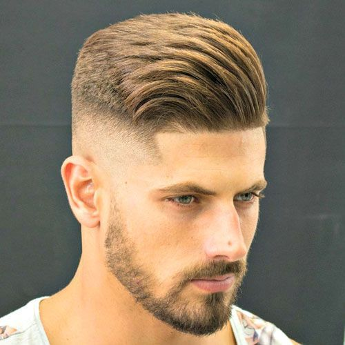 37++ Mens side swept haircut ideas