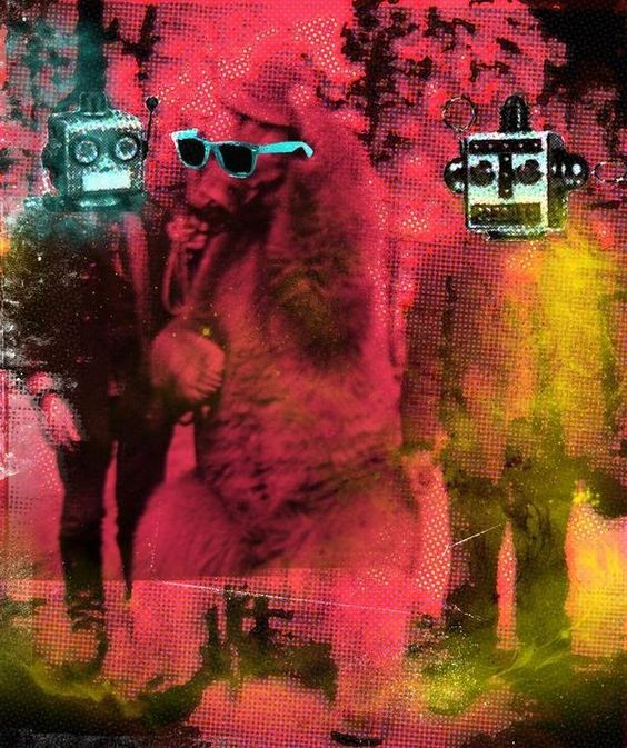#music & #graphicdesign www.viviendochic.com