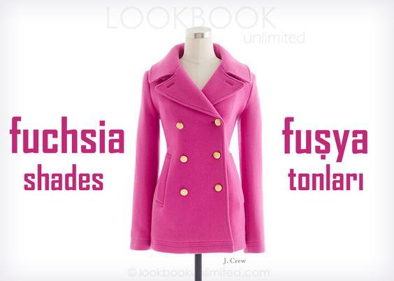 Lookbook Unlimited: Fuchsia Shades