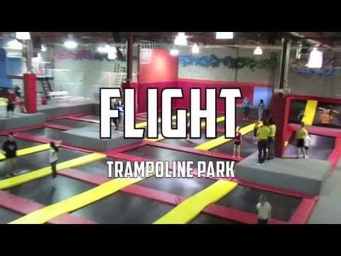 Flight Trampoline Park 7200 Fullerton Road Springfield Virginia