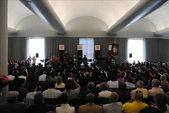 Fordham School of Professional & Continuing Studies Spring 2014 Commencement