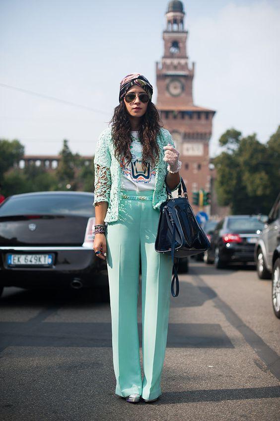 Milan Fashion Week: street style (часть 4), Buro 24/7