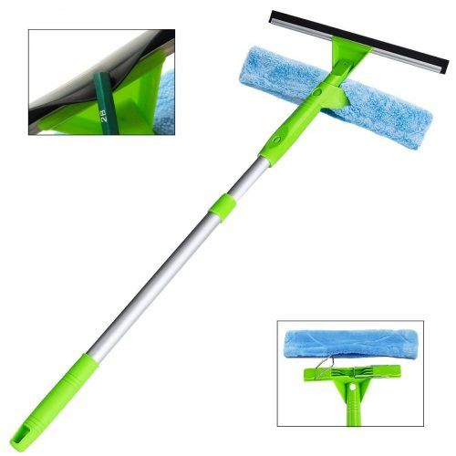 Top 10 Best Window Scrubbers Squeegees In 2020 Thez7 Window Cleaning Tools Window Squeegee Professional Window Cleaning