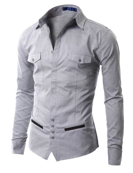 Mens casual unique design dress shirts aak01 stuff to for Where to buy a dress shirt