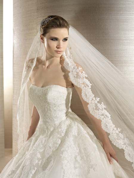 Robe de mariée Nadia  Robe de mariée  Pinterest  Dresses and ...