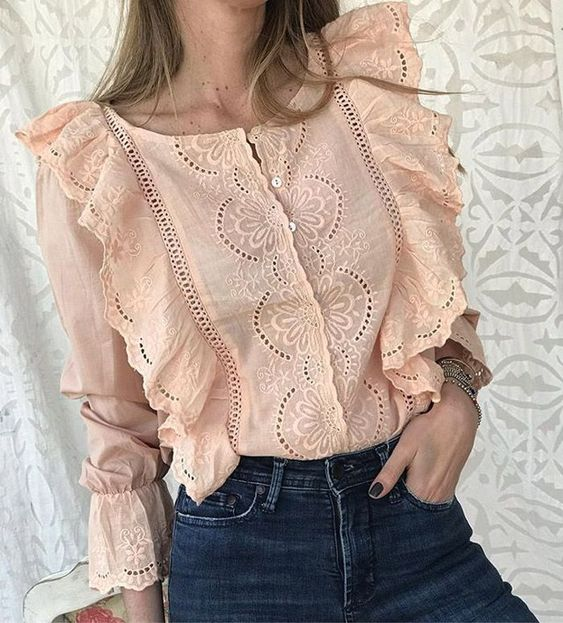 50 Tunics Blouses Every Girl Should Have outfit fashion casualoutfit fashiontrends