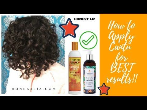 Cantu Curl Activator Review Steps To Use It On Wavy Curly Hair