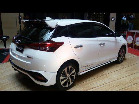 Trd Sportivo 2018 All New Toyota Yaris Toyota Yaris Toyotayaris