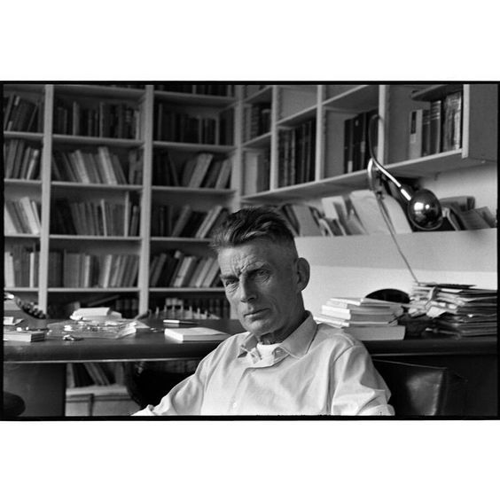 """""""""""When you're in the shit up to your neck, there's nothing left to do but sing."""" Samuel Beckett, 1964."""" Photo taken by @impossiblecool on Instagram, pinned via the InstaPin iOS App! http://www.instapinapp.com (02/15/2015)"""