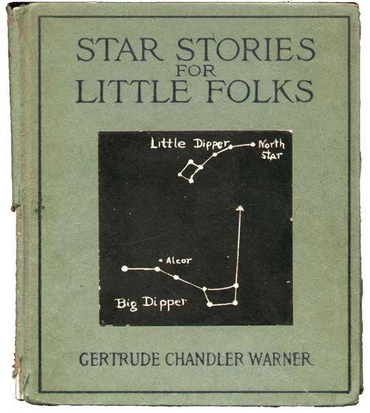 Star Stories for Little Folks by Gertrude Chandler Warner, published by The Pilgrim Press 1918
