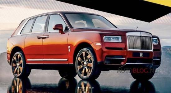 Gelekt Shots Van De Naakte Rolls Royce Cullinan Autoblog Nl Rolls Royce Royce Auto
