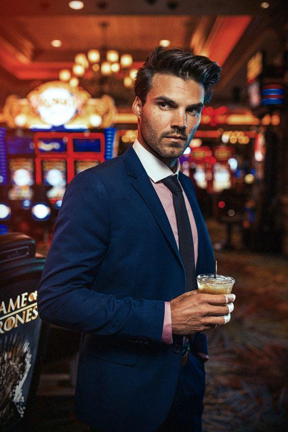 Casino on Behance