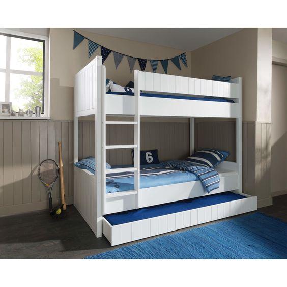 Vipack Robin Bunk Bed