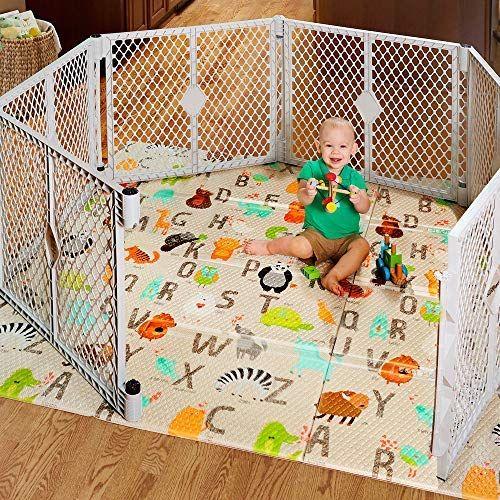 Superyard Folding Abc Play Mat 71 Quot X 71 Quot Play Mat Kids Playmat Play Space