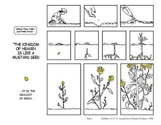 faith like a mustard seed coloring page - pinterest the world s catalog of ideas