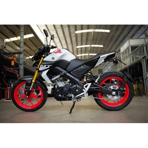 Yamaha Mt15 With Images Yamaha Mt 15 Super Bikes