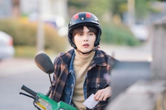 Yoo Seung Ho Is The Delivery Guy Of Your Dreams In Upcoming Drama