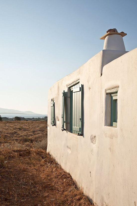 summer house Antiparos