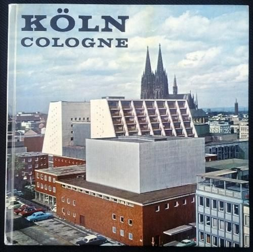 Buy FELDENKIRCHEN. KOLN. COLOGNE. Hardcover, 84 Pages, 1973 & COIN. German, French & English. for R80.00