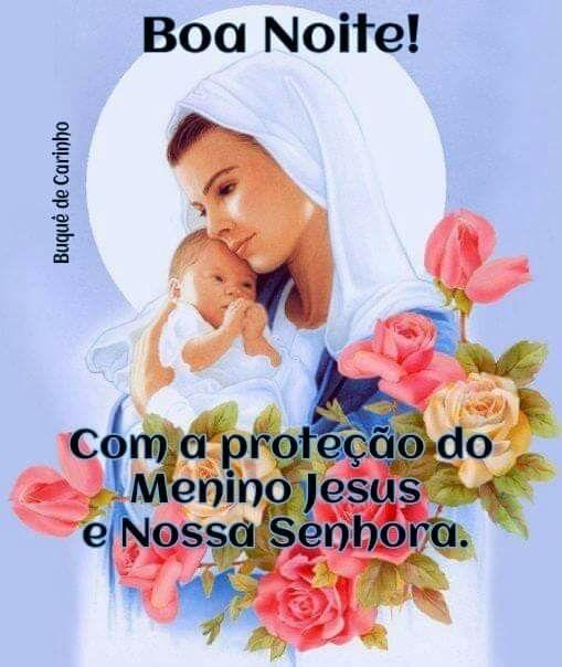 Imagem De Mensagem De Boa Noite Por Joaquim Alexandre Em Jesus Prayer