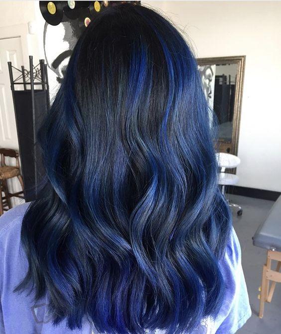 Blue Hair idea
