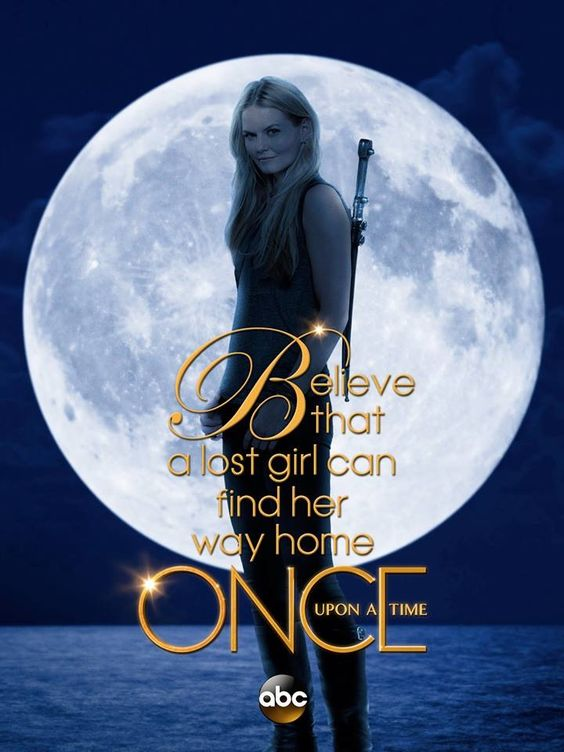 Emma from Once Upon a Time.  Season 3