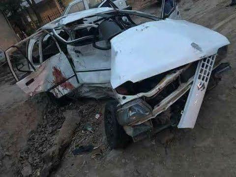Suzuki Mehran Accident In Lahore Hd In 2020 Suzuki Accident