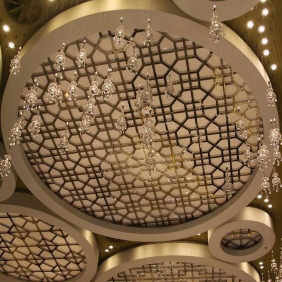 Faux plafond- 50 idées fascinantes pour le revêtement!