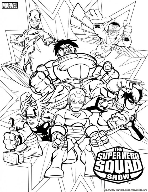 Coloring Pages Lego Superheroes Luxury Marvel 24 With Additional Print