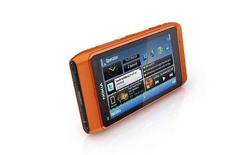 Huuto Outlet - Nokia N8-00 multimediatietokone, oranssi. UUSI, takuu 24kk., Alennettu hinta: 229,70 €. www.outlet.fi