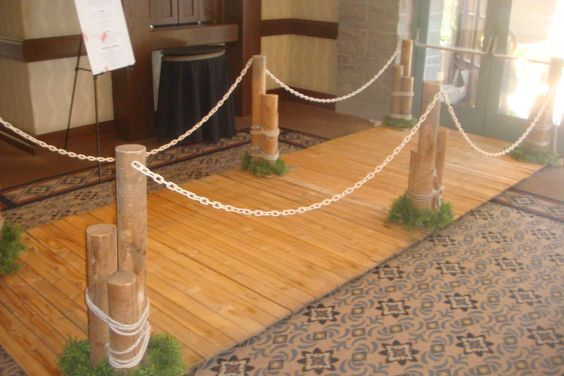 Image Result For Decorations For Beach Boardwalk Party