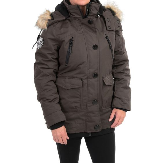 Noize Borge 15 Insulated Parka (For Women) - Save 50%