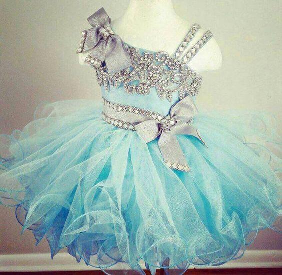 Infant/toddler/baby/children/kids glitz Girl's Pageant Dress for birthday,bridal,gift, 1~5T192 by jenniferwu58 on Etsy https://www.etsy.com/listing/234806927/infanttoddlerbabychildrenkids-glitz
