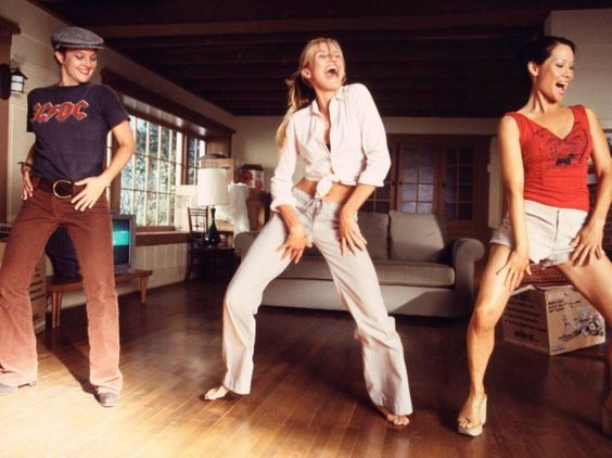 Drew Barrymore, Cameron Diaz & Lucy Liu