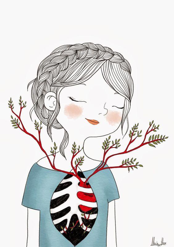 María Hesse Ilustración: