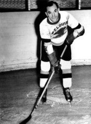 Fido Purpur was the first North Dakota native to become a National Hockey League player.