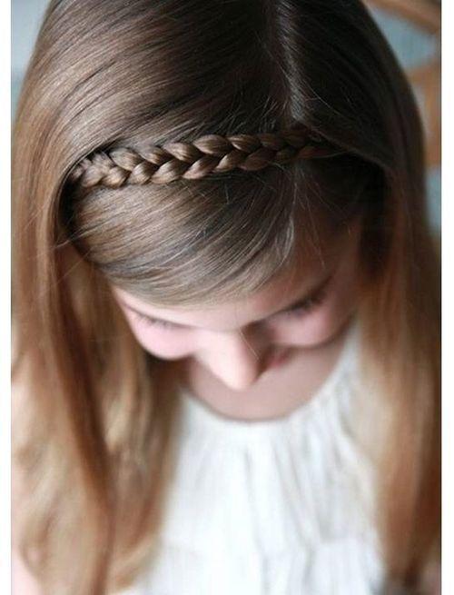 Peinados Para Nina Faciles Y Bonitos Paso A Paso Peinados Faciles Pelo Corto Peinados De Ninas Faciles Peinados Poco Cabello