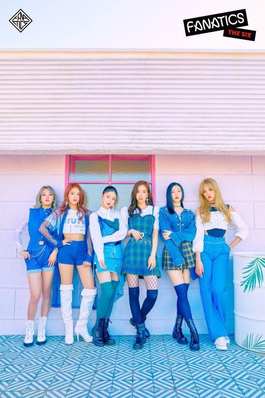 Fanatics Members Profile Updated Kpop Fashion Outfits Kpop Outfits Kpop Girls