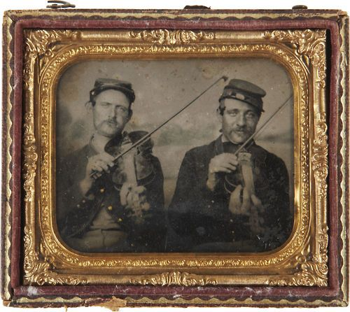 Soldiers w/fiddles