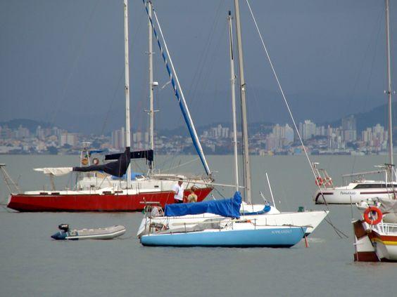 Barcos, Santo Antônio de Lisboa #Floripa