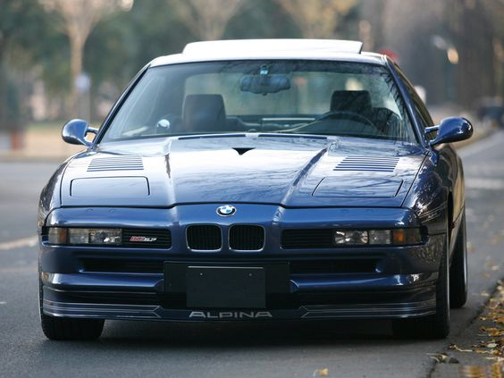 BMW Alpina B12 5.7 coupe