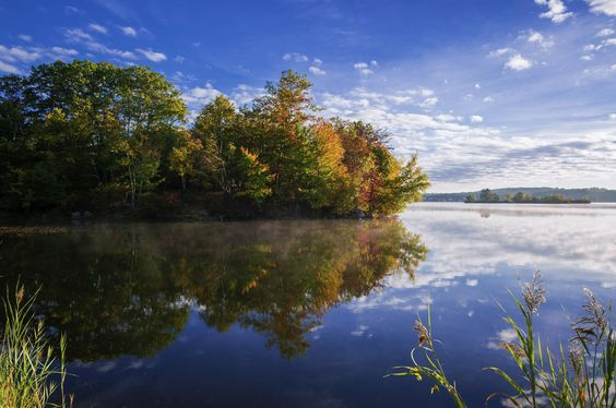 A touch of fall by David Dai on 500px