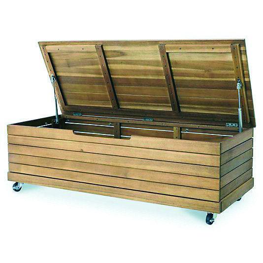 10 Charming Diy Outdoor Storage Ideas Garden Storage Bench Outdoor Storage Bench Patio Storage